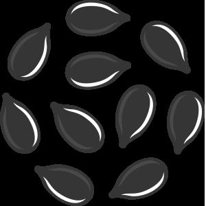 Flax seed.